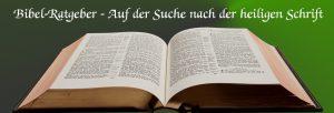 Bibel-Ratgeber