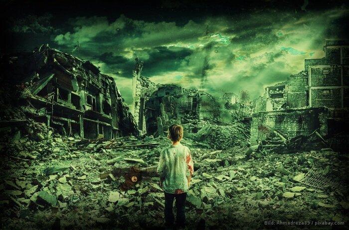 Sind Religionen Schuld an Kriege?