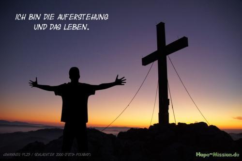 Johannes 11,25