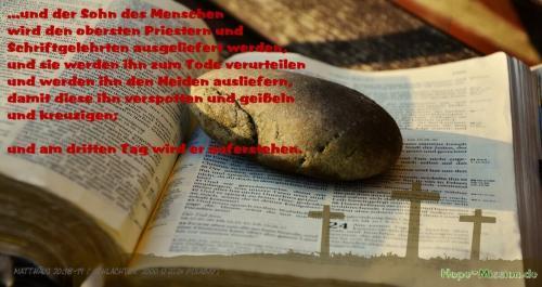 Matthäus 22,18-19